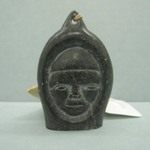 Janus-faced Amulet Head
