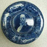 Charles Dickens Plate