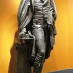 Statue of Robert Fulton
