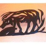"Untitled (Haitian God ""Wolf"")"