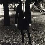A Very Thin Man in Central Park, N.Y.C.