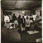 Black Family, Beaufort County, S.C. [Robert Evans with His Children and Grandchildren, Beaufort County, S.C.]