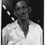 The Human Pincushion, Louis Ciervo, in His Silk Shirt, Hagerstown, Md.
