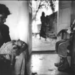 Man with Child in Dispensary, Mother Teresa Untitled 39