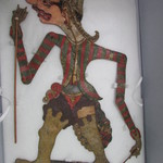 Shadow Play Figure (Wayang kulit)