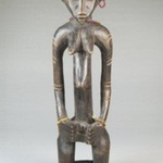 Figure of a Seated Woman