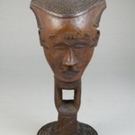 Goblet in the Form of a Head (Mbwoongntey)