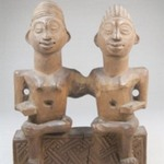 Seated Couple