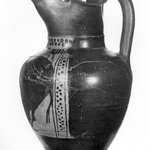 Black-Figure Oinochoe