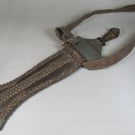 Knife with Scabbard