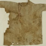 Childs Tunic with Geometric Decoration