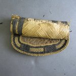 Woman's Bustle (Negbe) and Front Piece (Nogimwu)
