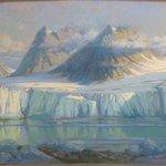Gully Glacier, Magdalena Bay, Spitzbergen