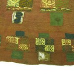 Poncho, Almost Whole or Mantle Converted to a Poncho, Fragment