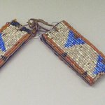 Pair of Beaded Arm Bands