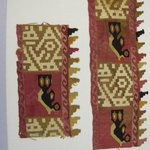 Textile Fragment, Mantle or Mantle Border