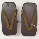 Pair of Mens Sandals (Geta)