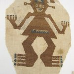 Textile Fragment, Unascertainable (NK) or Mantle, Fragment or Tunic, Fragment or Loincloth, Fragment (AR)