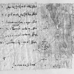 Papyrus Fragment Inscribed in Greek