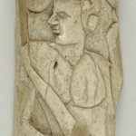 Plaque with Figural Decoration