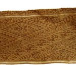 Textile Fragment, unascertainable or Mantle, Fragment