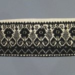 Embroidered Strip