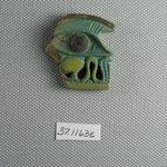 Fragmentary Wadjet-eye Amulet