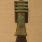 Gilded Djed-pillar