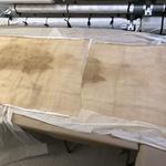 Sheet of Linen Cloth
