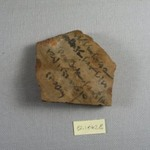 Small Ostracon