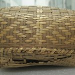 Rectangular Basket with Cover