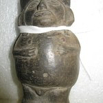 Small Hollow Human Figure of Man