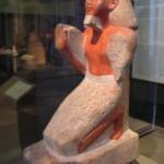 Kneeling Statue of Sety