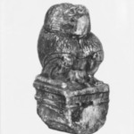 Figure of a Cynocephalus Ape