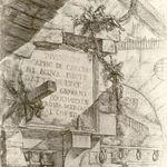 Invenzioni Capric di Carceri; Hind 1, Second State of Three