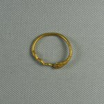 Finger Ring in Form of a Serpent