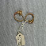 Loop Earring with Gazelles Head