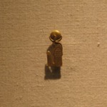 Figure of Khonsu