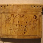Pylon-Shaped Pectoral with Drawing of Heart Scarab
