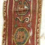 Band Fragment with Figural, Animal, and Floral Decoration
