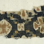 Fragment with Animal and Botanical Decoration
