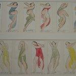 Isadora Duncan #32