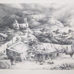 The Village of Zimapan, Mexico