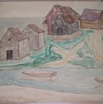 Fishermens Houses