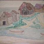Fishermens Houses