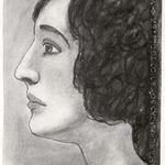 Womans Head #10