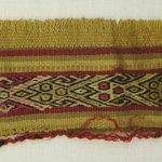 Textile, Border Fragment