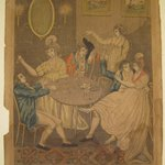 The Prodigal Son Revelling with Harlots