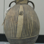Jar with Rounded Bottom