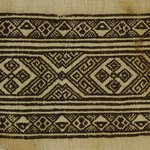 Band Fragment with Geometric Decoration